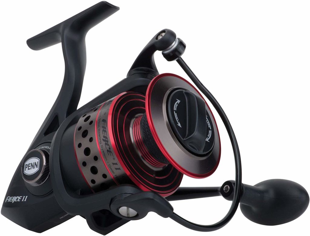 best saltwater spinning reels - Penn Fierce II and Fierce III Spinning Reel