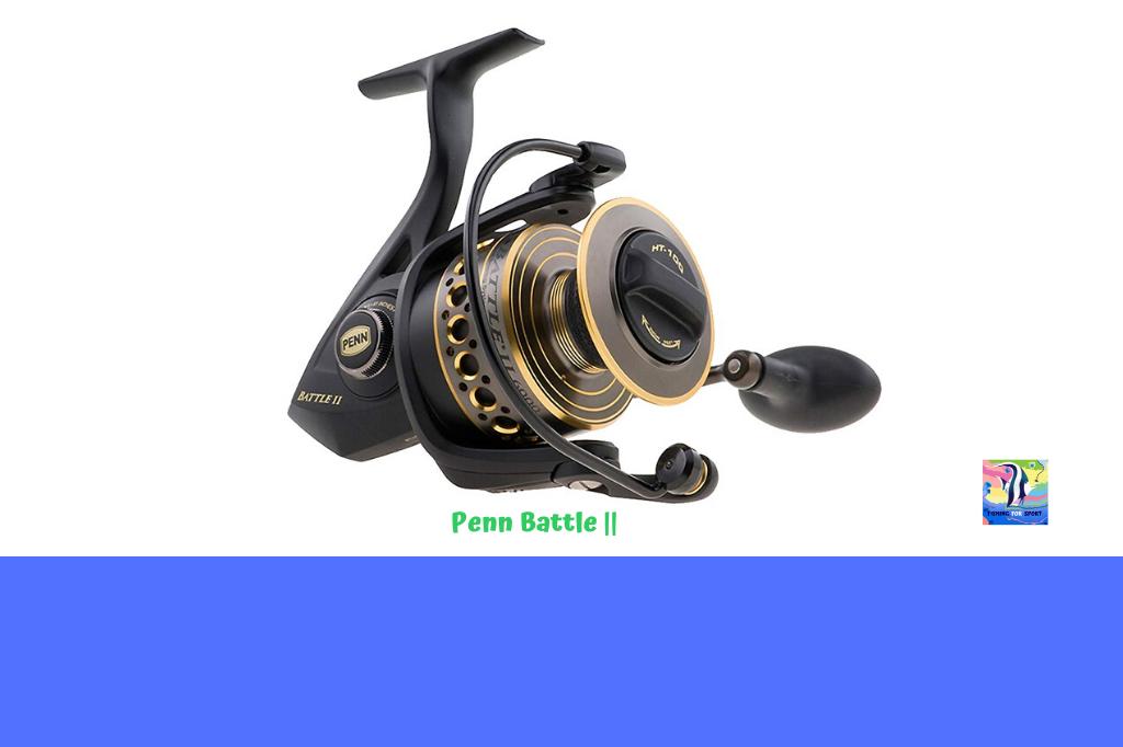 Penn Battle II Spinning Fishing Reel review