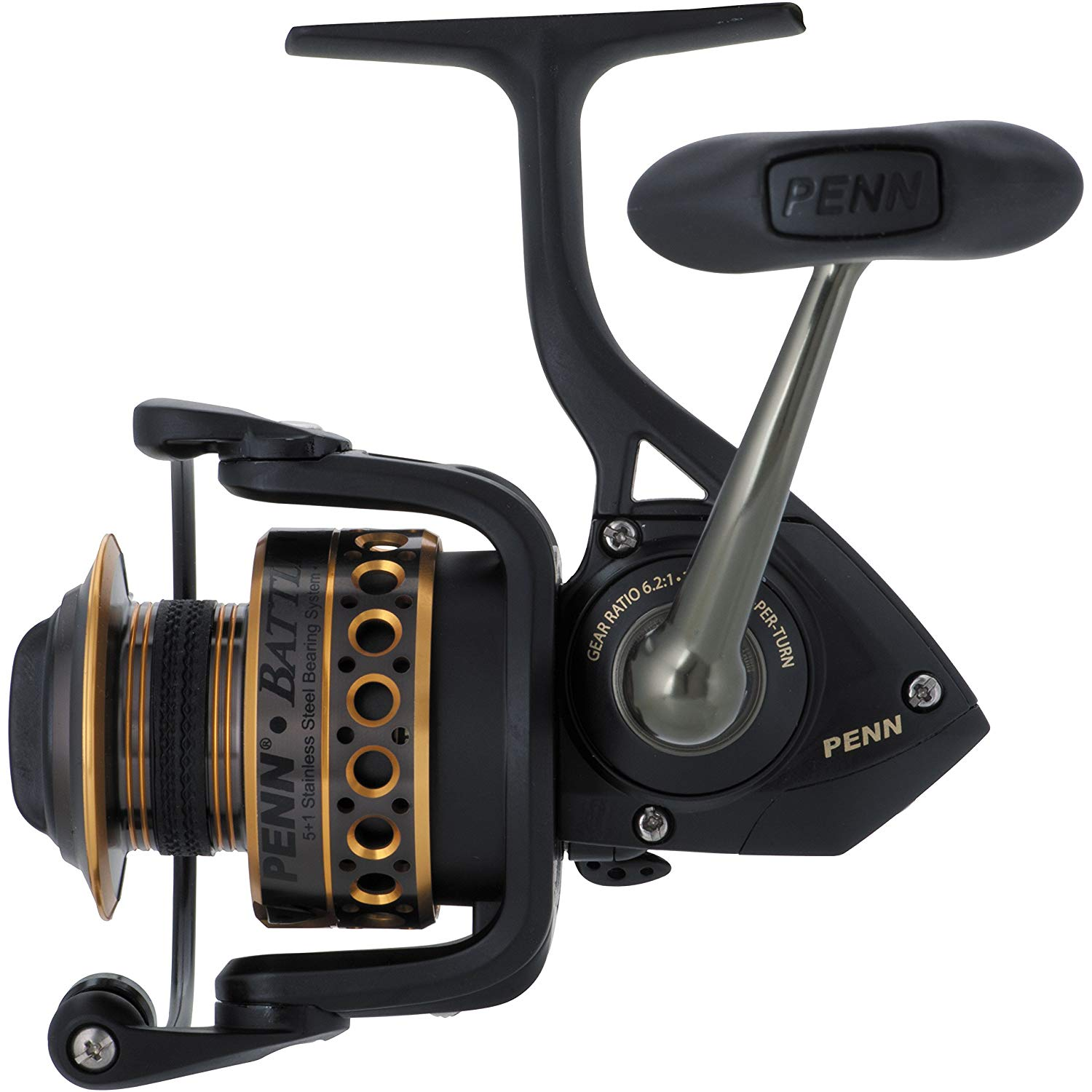 Penn-Battle-II-Spinning-Fishing-Reel-3