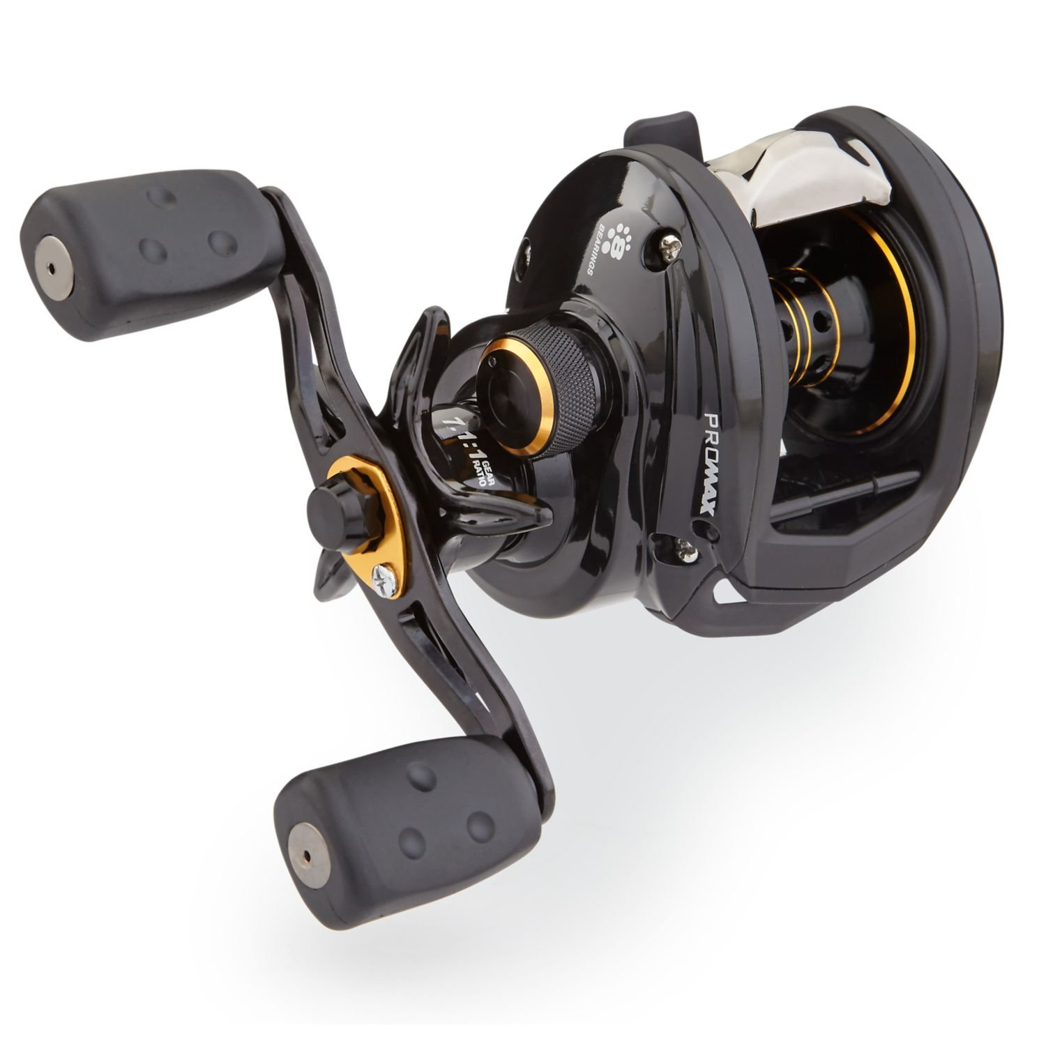Abu-Garcia-Pro-Max-Low-Profile-Baitcasting-Fishing-Reel