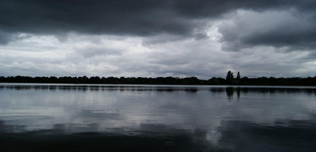Bass Fishing Lake
