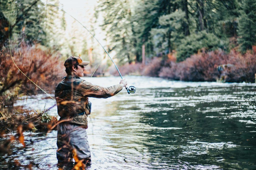 Is Fishing A Sport Fishing Skill 1