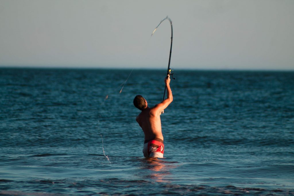 Is Fishing A Sport ? - Fishing Physical Activities