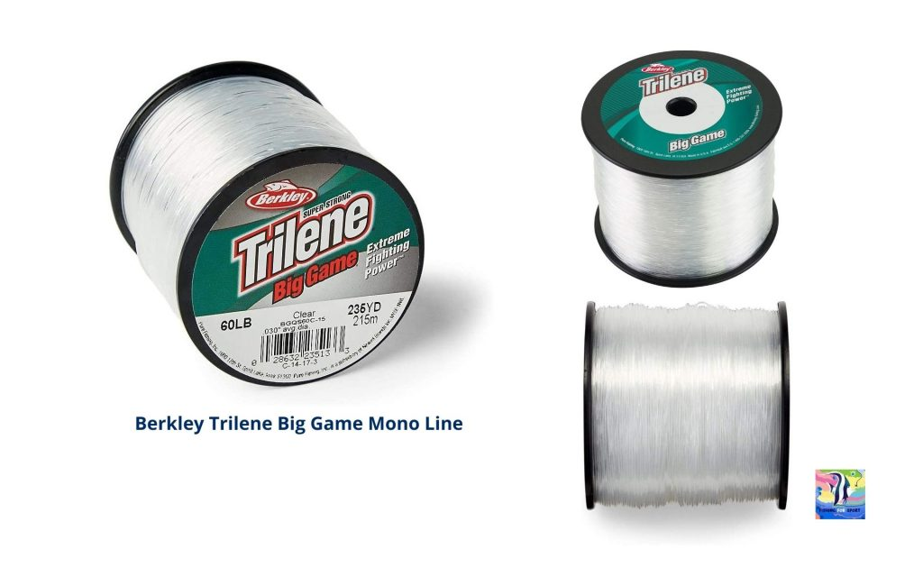 Berkley Trilene Big Game Mono Line - best fishing line for money