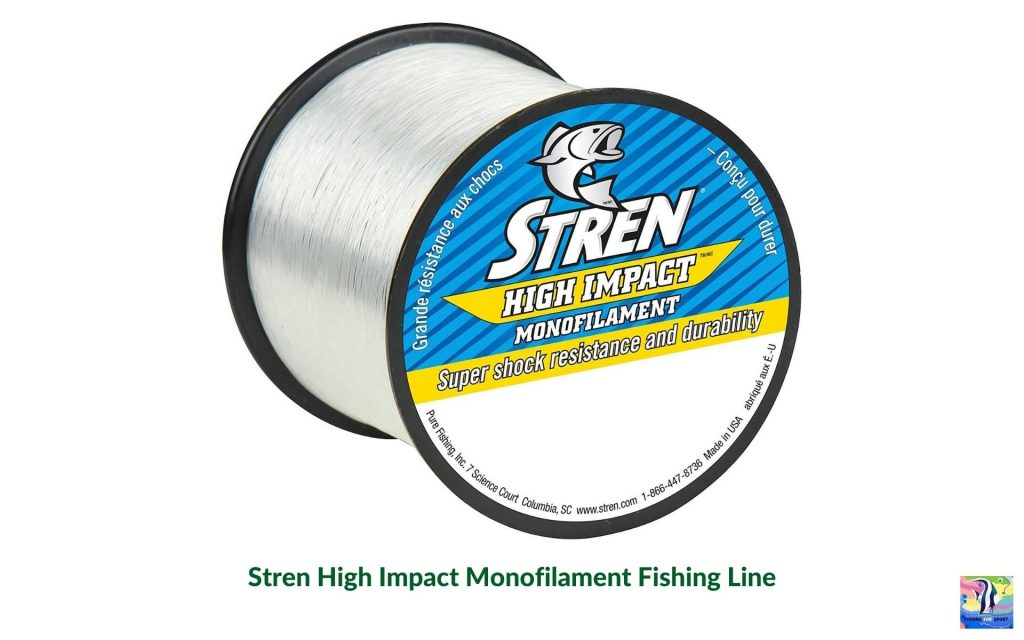 Stren High Impact Monofilament Fishing Line - best fishing line in 2020