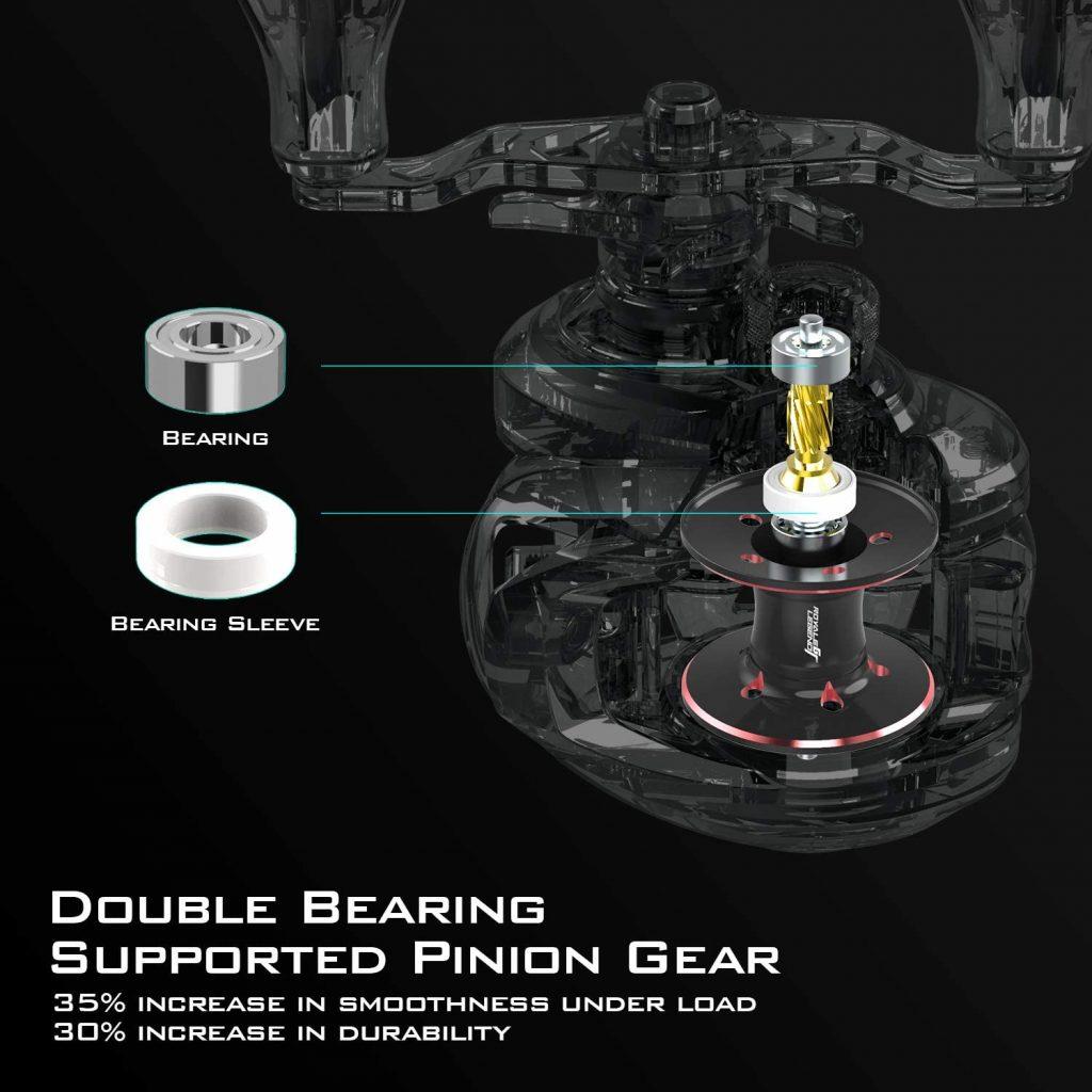 KastKing Royale Legend GT Review - Double Bering