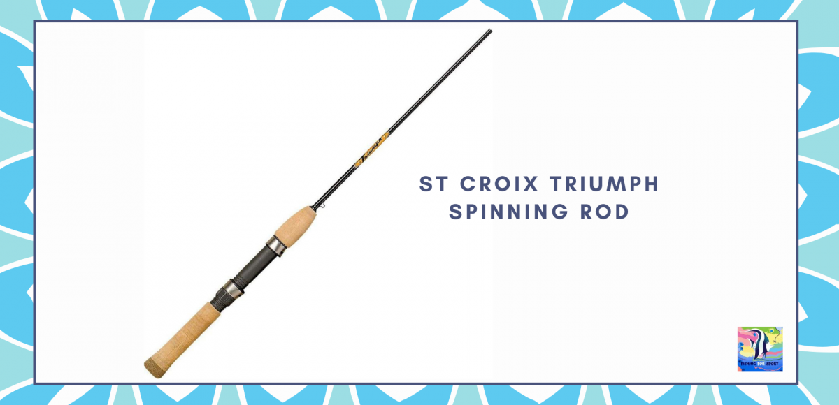 St-Croix-Triumph-Spinning-Rod Review