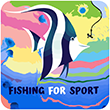 Official Logo of Fishingforsport.com