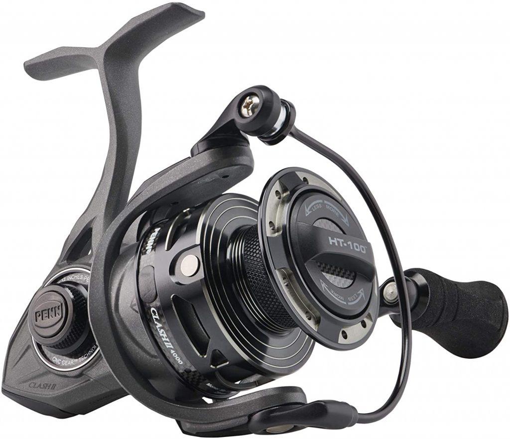 Penn Clash & Clash 2 Spinning Fishing Reel
